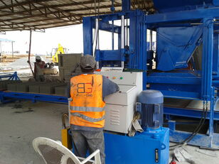 new CONMACH BlockKing-25MS machine de fabrication de blocs - 10.000unités/8h block making machine