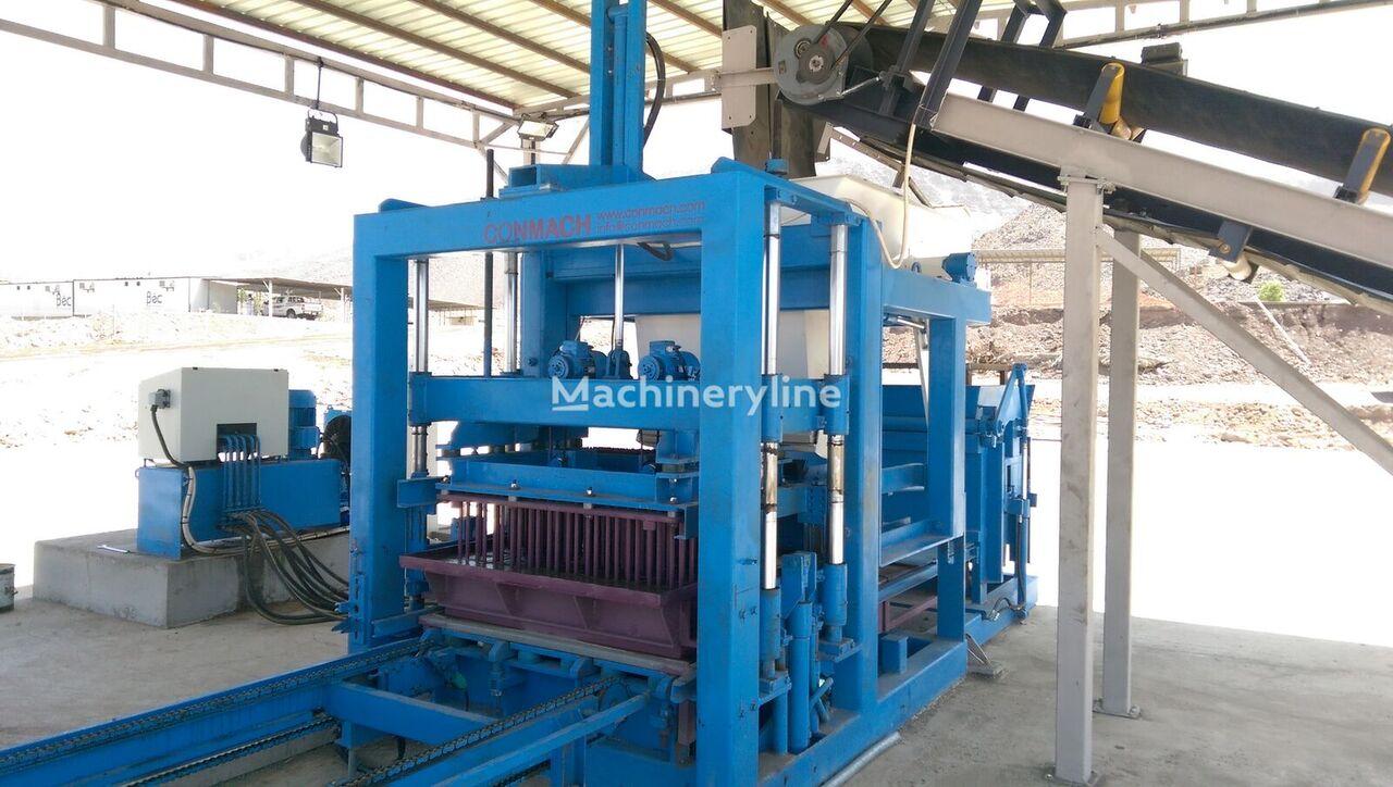 new CONMACH BLOCKKING-30MD block making machine