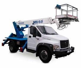 new VIPO 18-01 bucket truck