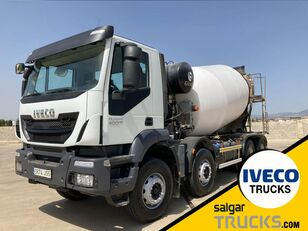IVECO TRAKKER 400 concrete mixer truck