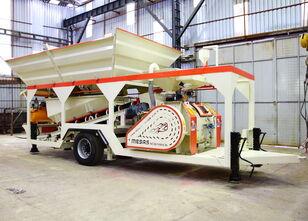 new MESAS 35 m3/h MINI COMPACT Concrete Plant concrete plant