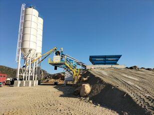new PROMAX Impianto di Betonaggio Mobile PROMAX M60 (60m³/h) concrete plant
