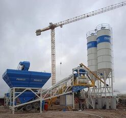 new PROMAX Mobile Concrete Batching Plant PROMAX M120-TWN (120m/h) concrete plant