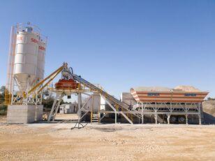 new SEMIX Mobile 100 S4 MOBILE CONCRETE BATCHING PLANTS 100m³/h concrete plant