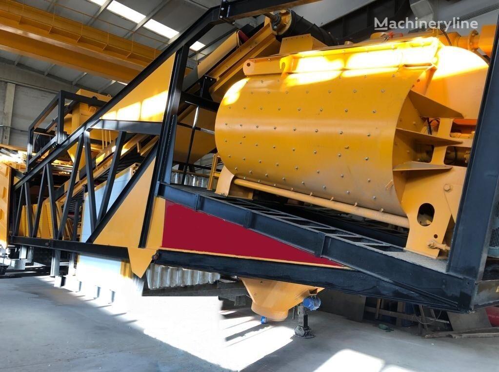 new CONMACH MobKing-90 concrete plant