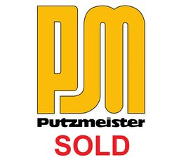 Putzmeister BSF 38-5.16H on chassis MAN TGS 33.360  concrete pump
