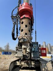 BAUER BG36 H drilling rig