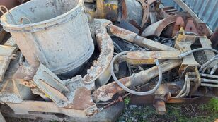 BAUER BV 1180 drilling rig