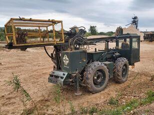 DANDO Geotech 6 drilling rig