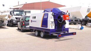 new FRUMECAR Asphalt Recycler 500 recycler