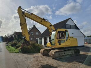 CASE CX130, 06,15000 hours, Belgium tracked excavator