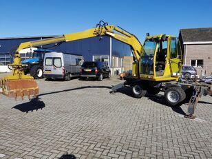 LANZ 3000 wheel excavator