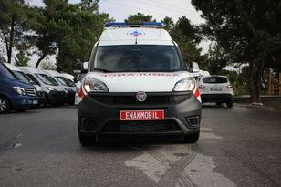 new FIAT DOBLO MAXİ XL WİTH EQUİPMENT ambulance