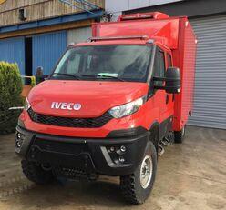 new IVECO 4WD  ambulance