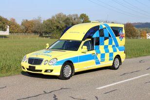 MERCEDES-BENZ E280 hochlang BINZ ambulance