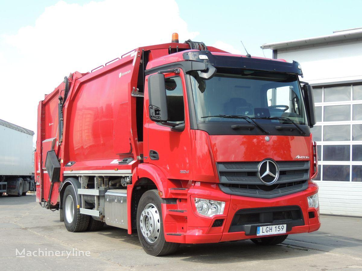 MERCEDES-BENZ Antos Śmieciarka, 2015rok, 4x2, 240KM, EURO 6 garbage truck