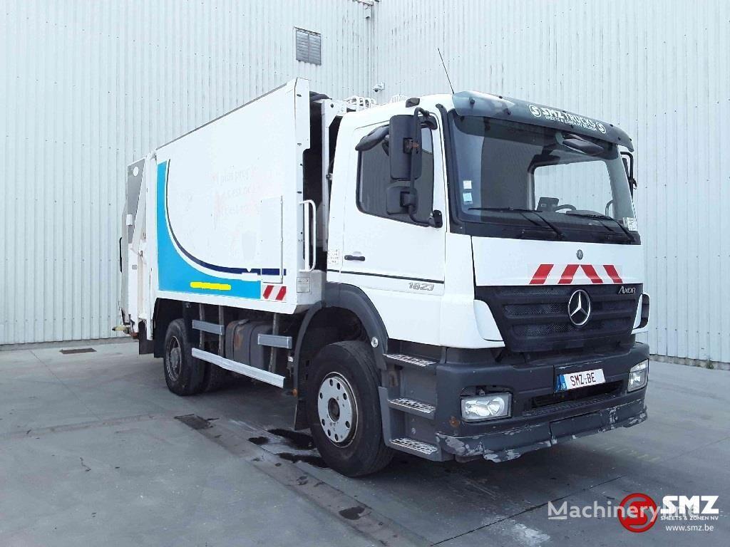MERCEDES-BENZ Axor 1823 system not work garbage truck