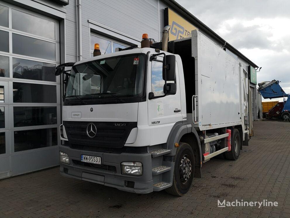 MERCEDES-BENZ Axor 1829 garbage truck