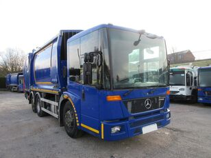 MERCEDES-BENZ ECONIC 26TON 6X2 REAR STEER GEESINK NORBA REFUSE garbage truck