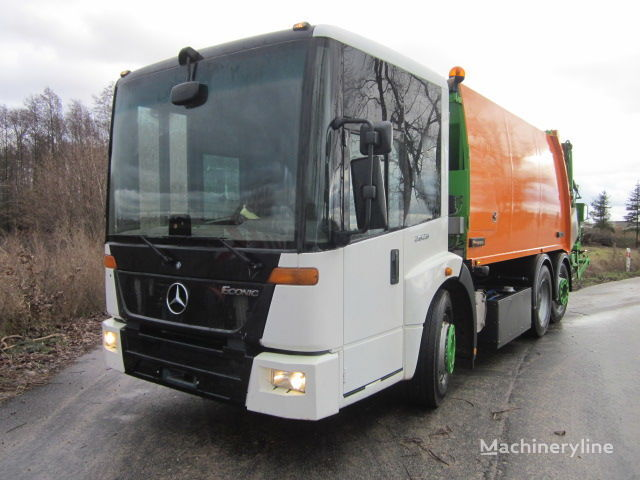 MERCEDES-BENZ Econic 2628 LPG, CNG garbage truck