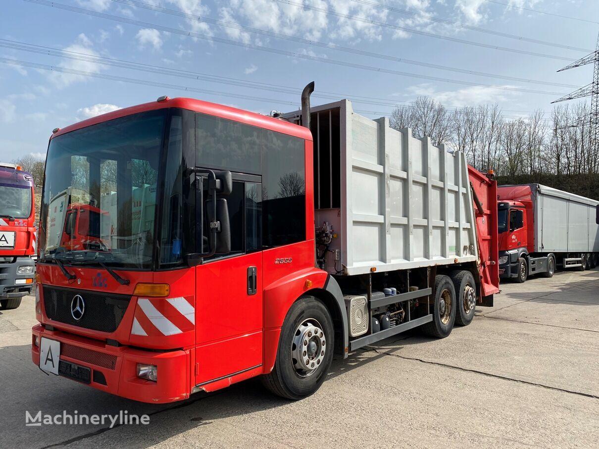 MERCEDES-BENZ Econic 2633 2629 Haller Zöller ACTROS AXOR garbage truck