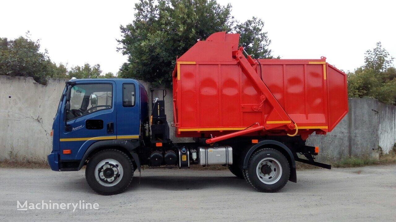 new DAYUN CGC1120 garbage truck