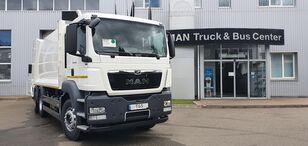 new MAN TGS 28.320 garbage truck