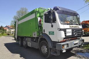 MERCEDES-BENZ 2527 garbage truck