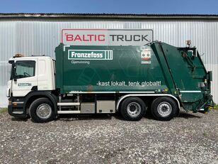 SCANIA P400, 6x2, LOW MILEAGE garbage truck