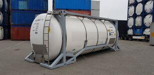 KLAESER Танк-контейнер 20 футовый 26 м. куб. 20ft tank container