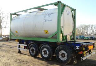 SCHMITZ CARGOBULL SP27 20ft tank container